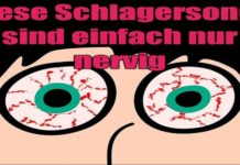 nervige schlagersongs
