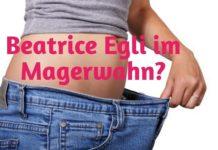 Beatrice Egli im Magerwahn