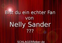 BIst du ein echter Nelly Sander Fan