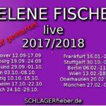 Helene Fischer Tournee 2017/2018 Tickets kaufen