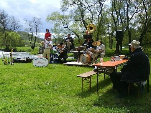 Musik auf dem Lande