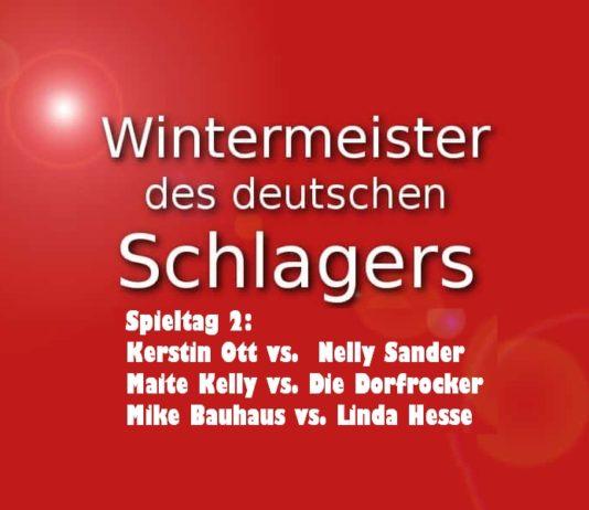 Wintermeister Spieltag 2