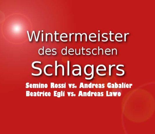 Wintermeister deutscher Schlager