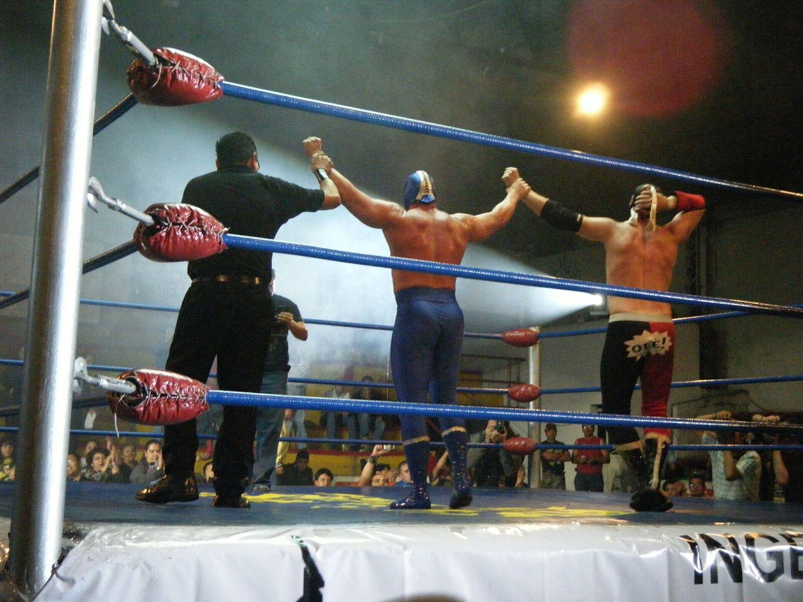 Wrestling mit Andreas Gabalier