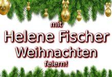 helene fischer weihnachten feiern