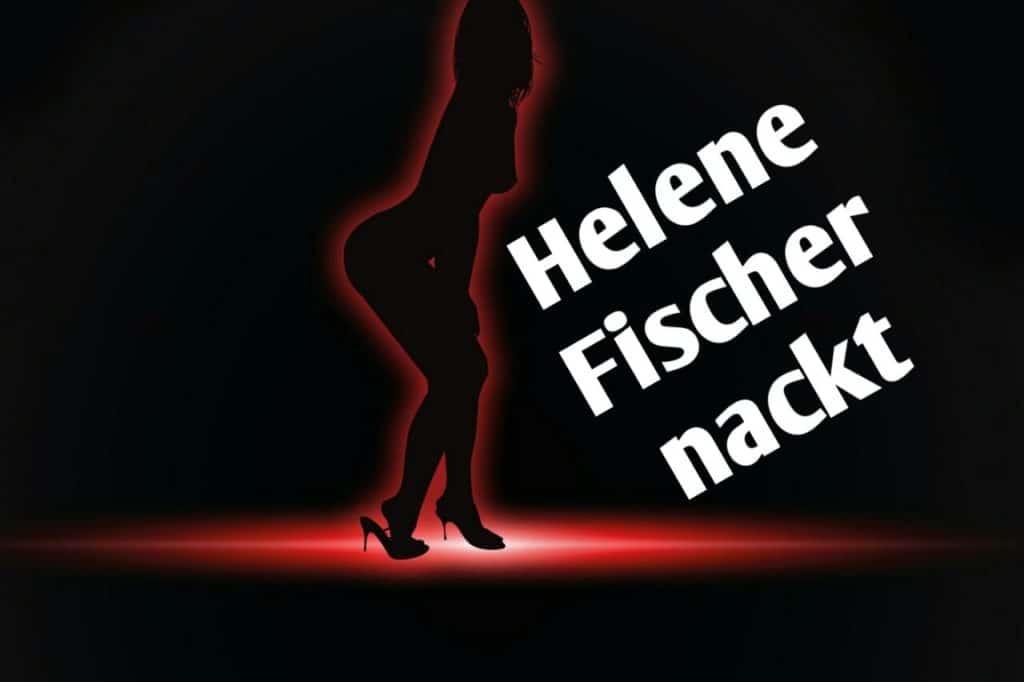 Helene fischer nackt photoshop