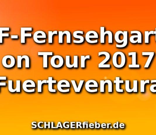 ZDF-Fernsehgarten on Tour 2017 auf Fuerteventura