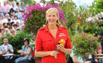 ZDF-Fernsehgarten schlagerparty klubbb3 maite kelly