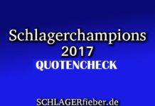 Schalgerchampions Quoten