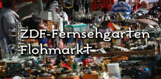 zdf-fernsehgarten flohmarkt 2017