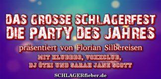 Das große Schlagerfest – Die Party des Jahres