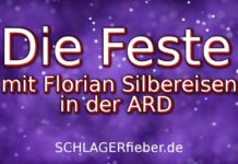 Die Feste mit Florian Silbereisen in der ARD mit tollen Einschaltquoten