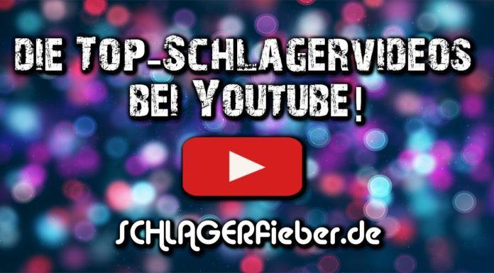 die top schlager videos bei youtube
