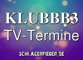 KLUBBB3 tv termine