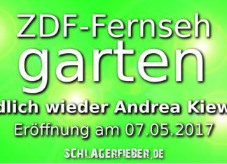 fernsehgarten eröffnung 07.05.2017