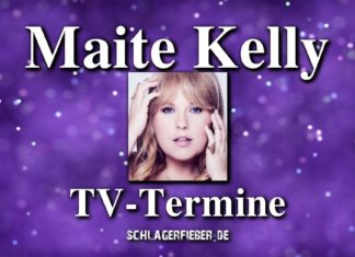maite kelly tv-termine