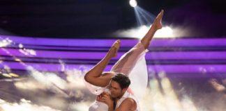 Vanessa Mai bei LEts Dance