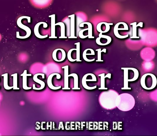 deutscher schlager oder pop