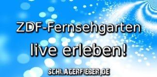 zdf-fernsehgarten live dabei karten tickets