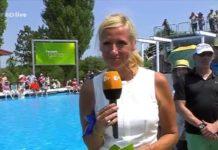 Andrea Kiewel ZDF-Fernsehgarten