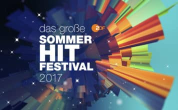 Das große Sommer-Hit-Festival 2017 am 26.08. im ZDF