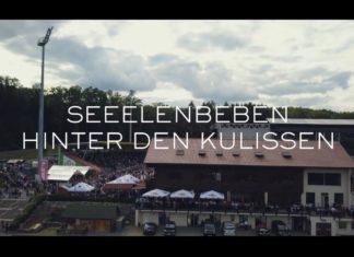 Andrea Berg Heimspiel Video hinten den Kulissen