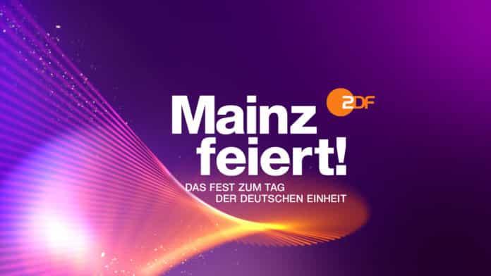 Mainz feiert! 03.10. ZDF Andrea Kiewel