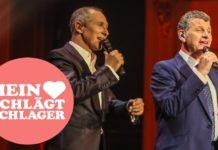 Ein Frauentraum: Semino Rossi und Helmut Lotti im Duett!
