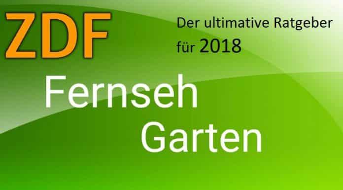 ZDF Fernsehgarten 2018
