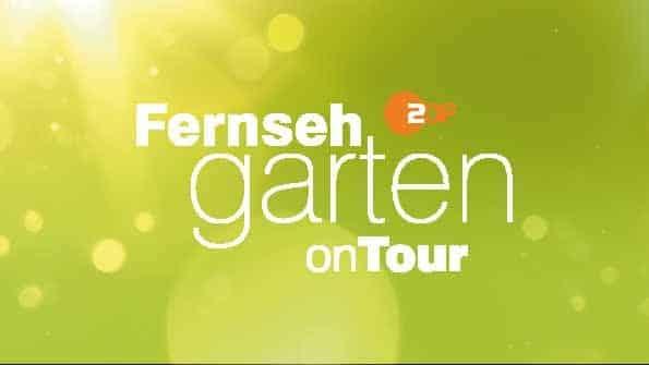 ZDF Fernsehgarten on Tour 2018 mit Andrea Kiewel