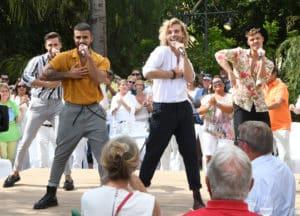 ZDF-Fernsehgarten on Tour am 29.04.2018