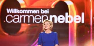 Willkommen bei Carmen Nebel am 29.03.2018