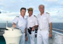 Das Traumschiff am 01.04. im ZDF