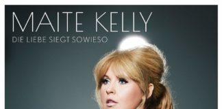 Maite Kelly - die Liebe siegt sowieso - neues Album