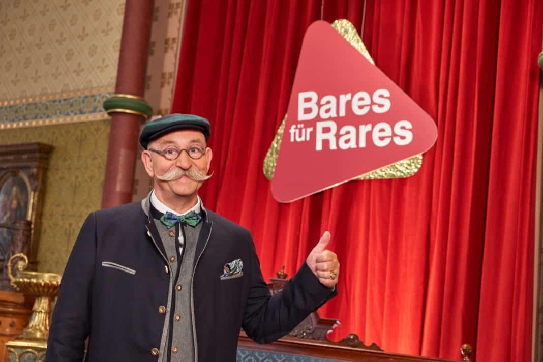 Bares für Rares mit Horst Lichter am 15.10. um 20:15 Uhr im ZDF!