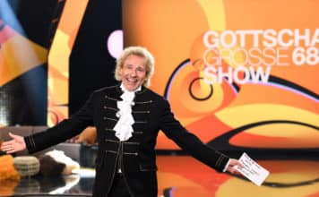 Gottschalks große 68er-Show am 06.10. ab 20:15 Uhr im ZDF
