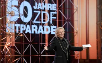 50 jahre ZDF Hitparade mit Thomas Gottschalk