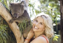 Beatrice Egli in Australien