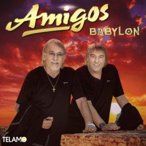 Die Amigos beim ZDF-Fernsehgarten am 23. Juni 2019
