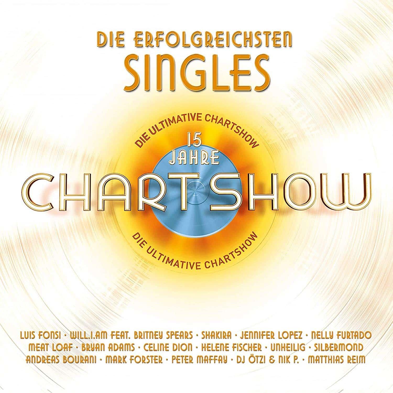 15 Jahre die ultimative Chartshow - die größten Hits am 19.07. bei RTL