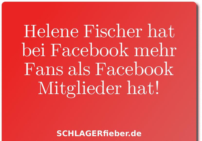 Helene Fischer Spruch lustig