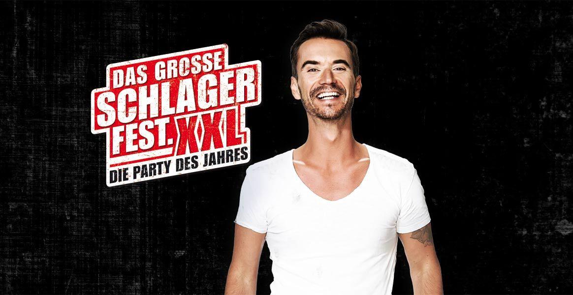 Das grosse Schlagerfest XXL 2020 mit Florian Silbereisen