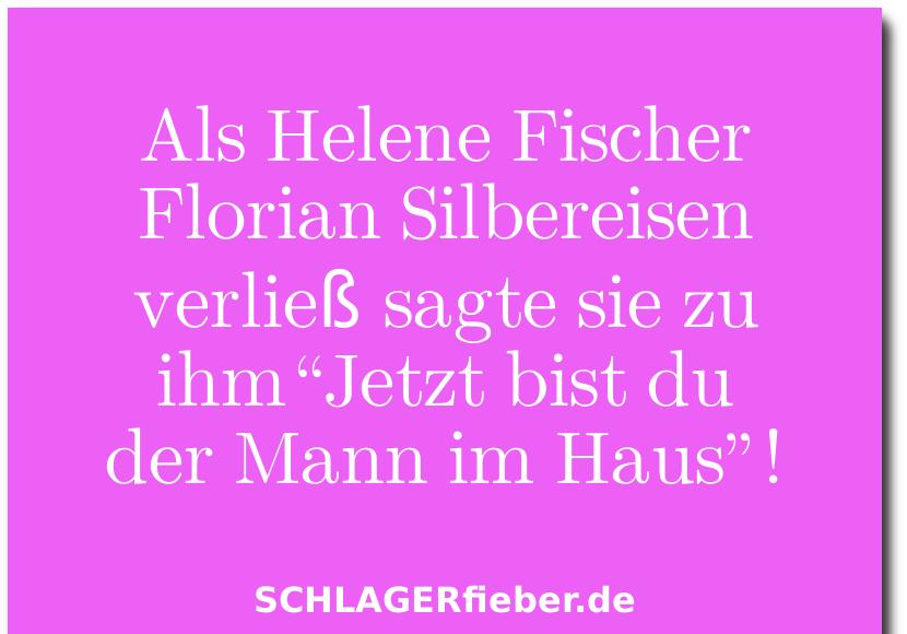 Helene Fischer Florian Silbereisen lustig Bild Spruch witz