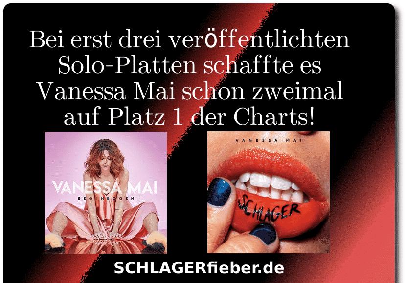 Vanessa Mai Rekord Spruch Fakten Alben Schlager Regenbogen