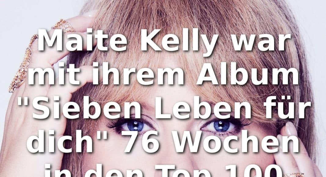 maite kelly sieben leben für dich spruch bild rekord