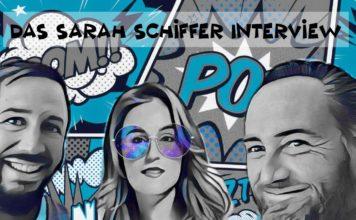Das Interview mit Sarah Schiffer im Podcast mit Kaiser & Vogel!