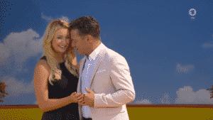 Anna-Carina Woitschack und Stefan Mross sind ein Paar