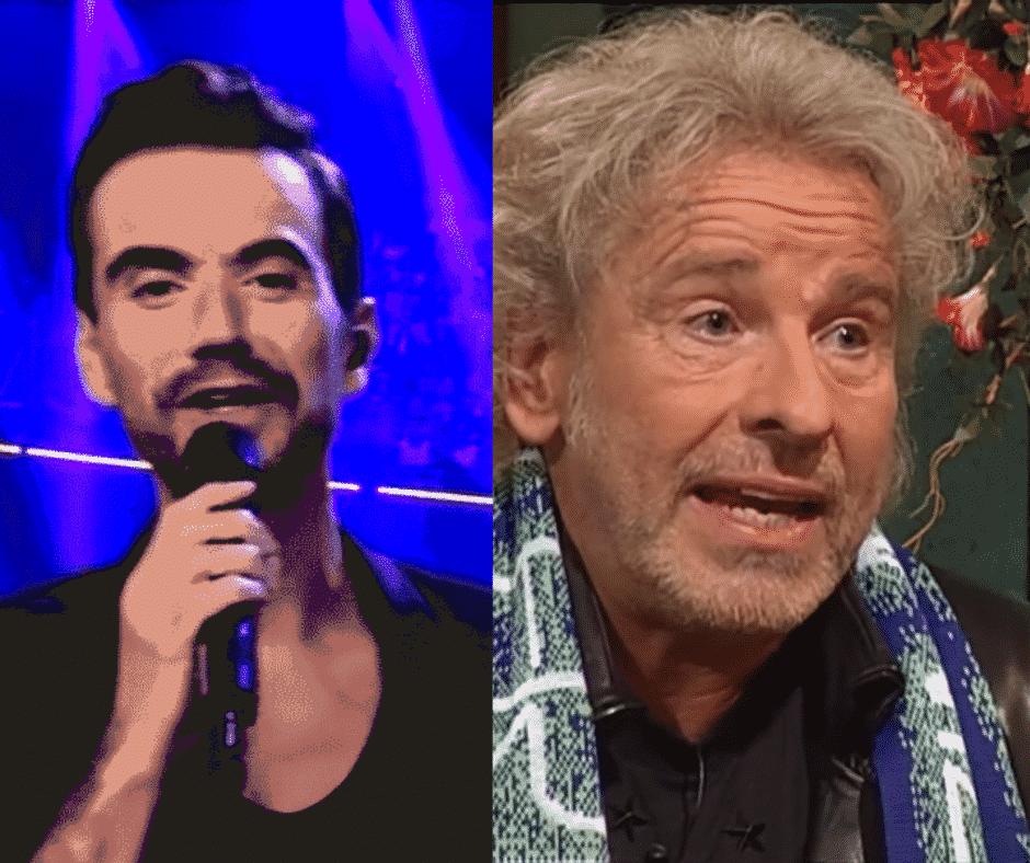Florian Silbereisen gegen Thomas Gottschalk am Samstag im TV!