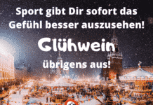 Weihnachten Spruch Glühwein lustig Spass