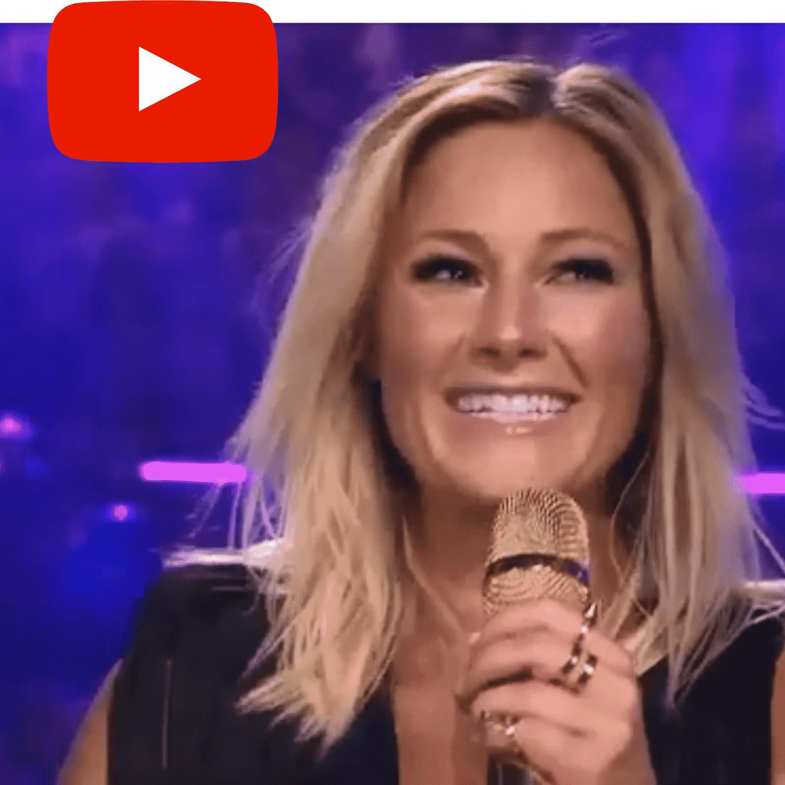 Helene Fischer & Robbie Williams bei JBK live im ZDF?
